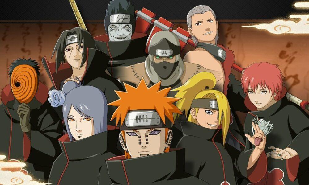 Akatsuki Todos Os Membros A Historia E Poderes De Cada Um Naruto Informa Paraiba